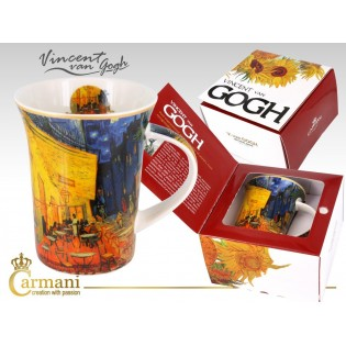 Porcelianinis puodelis Van Gogh, 350ml
