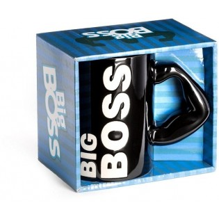 "Puodelis ""Big Boss Mug"", 500ml"