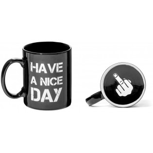 """Puodelis """"Have a nice day"""", 330ml"""