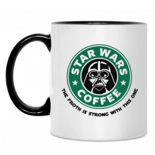 "Puodelis ""Star wars coffee"", 300ml"